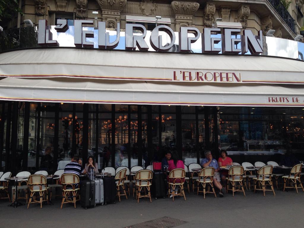 Paris Gare De Lyon Cafe Wifi