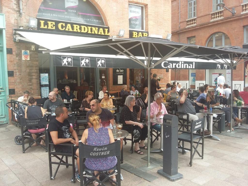 brasserie le cardinal restaurant 20 place pr sident wilson 31000 toulouse adresse horaire. Black Bedroom Furniture Sets. Home Design Ideas