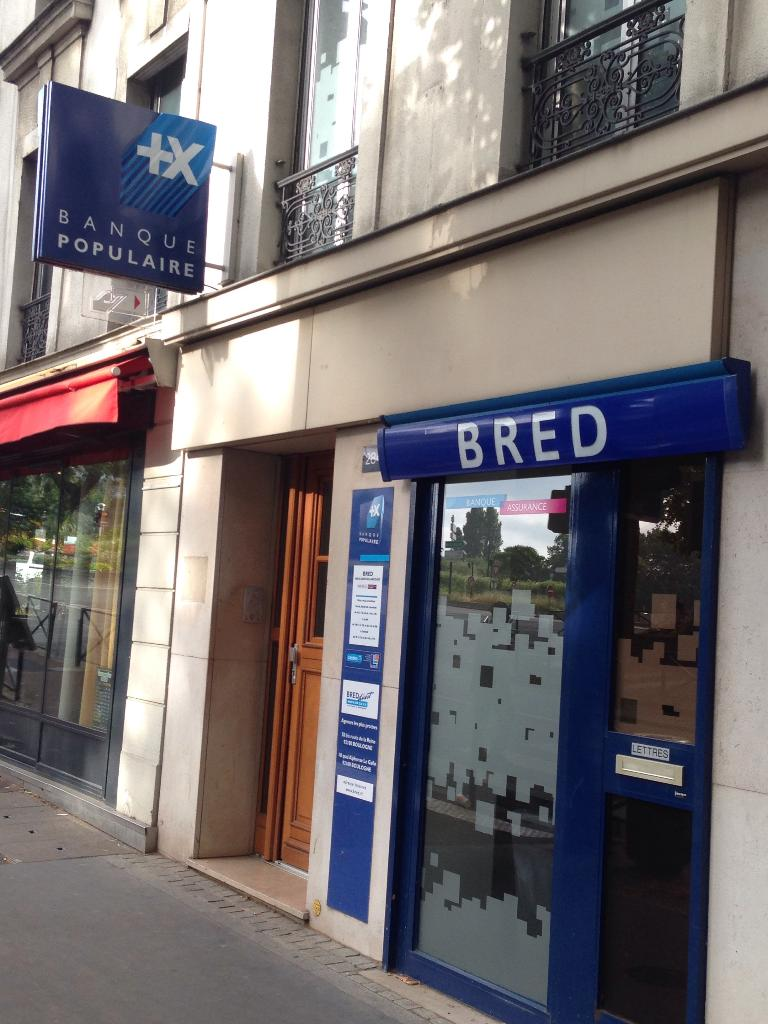 Bred Banque Populaire 3 Bis Pl Jules Guesde 92100 Boulogne