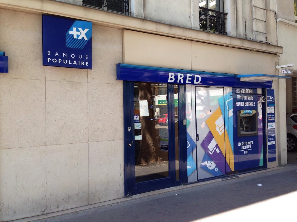 Bred Banque Populaire 284 Bd Jean Jaures 92100 Boulogne