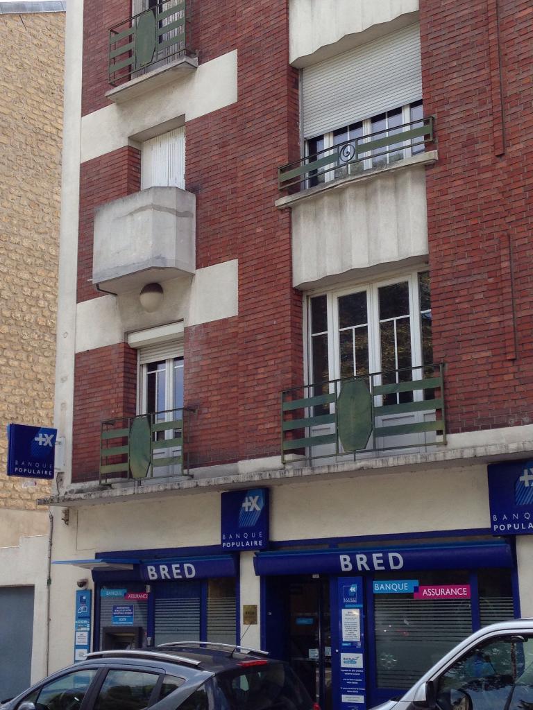Bred banque populaire banque 1 rue pasteur 94700 for 7 avenue du general de gaulle maison alfort