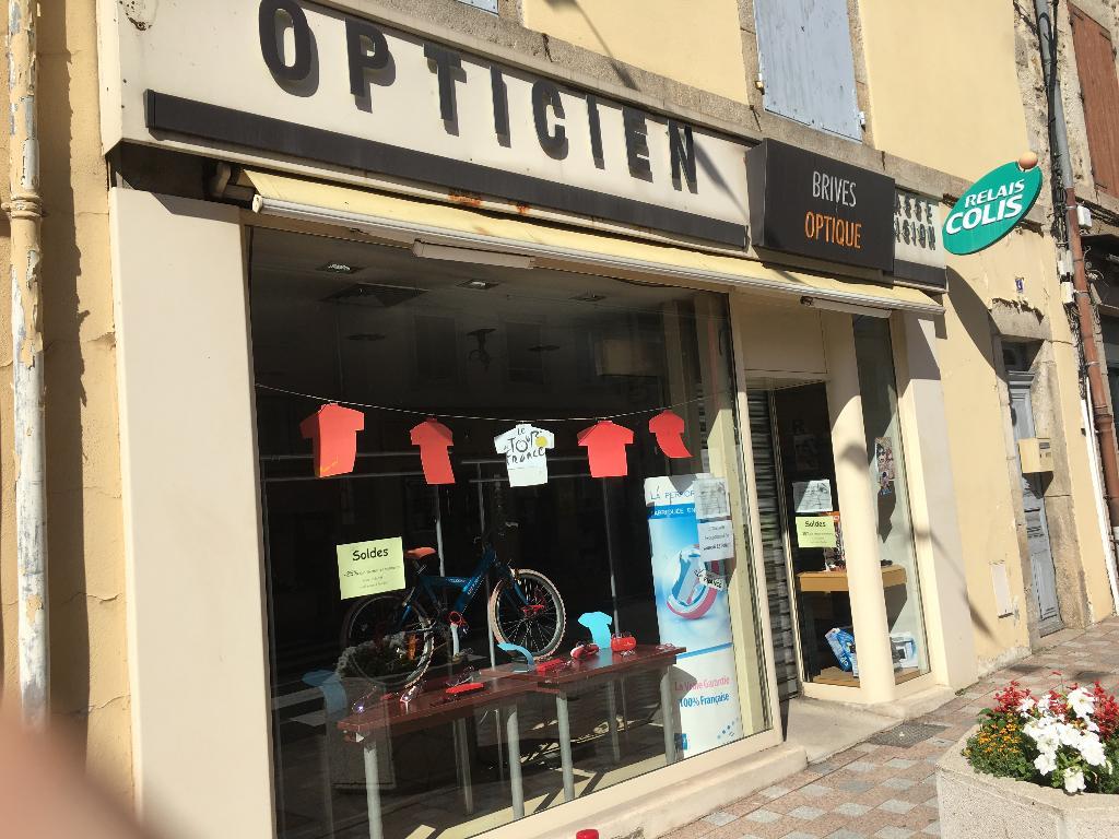 70ecfcbada6485 Brives Optique Brives Charensac - Opticien (adresse, horaires, avis)