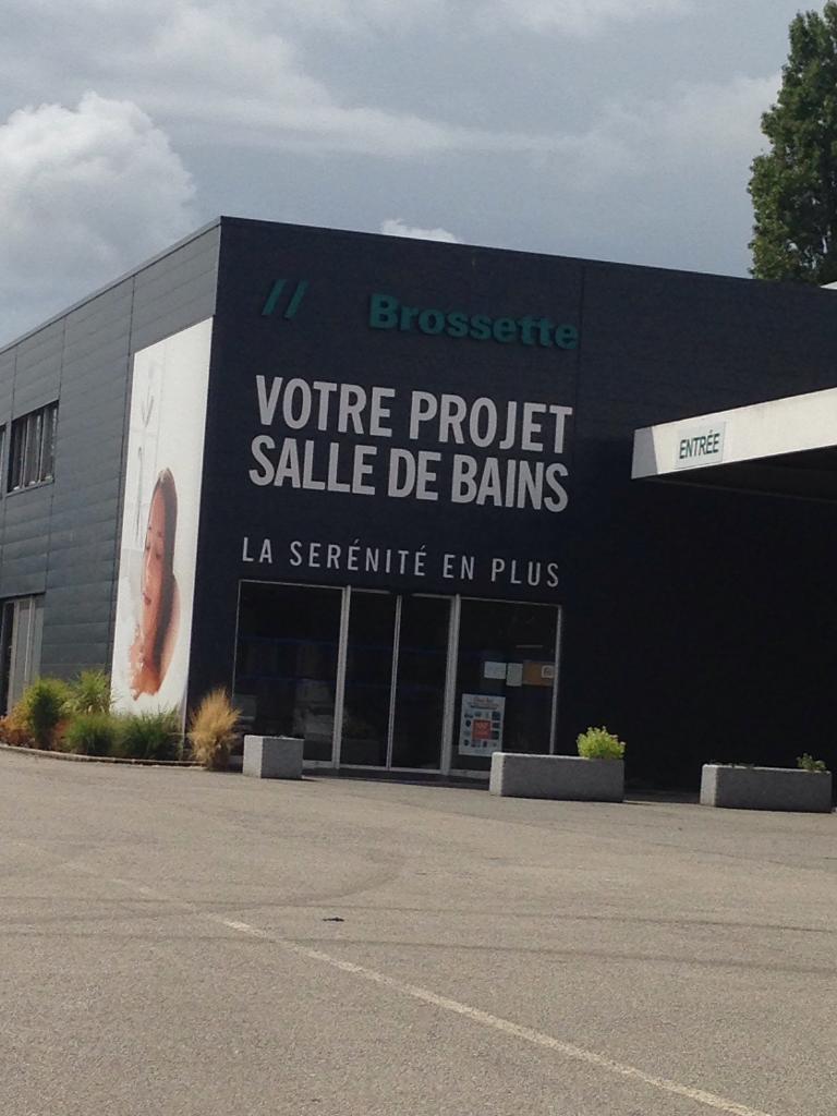 Brossette   Équipements Pour Salles De Bain, 10 Allée Cerisaie 35760  Saint Grégoire   Adresse, Horaire