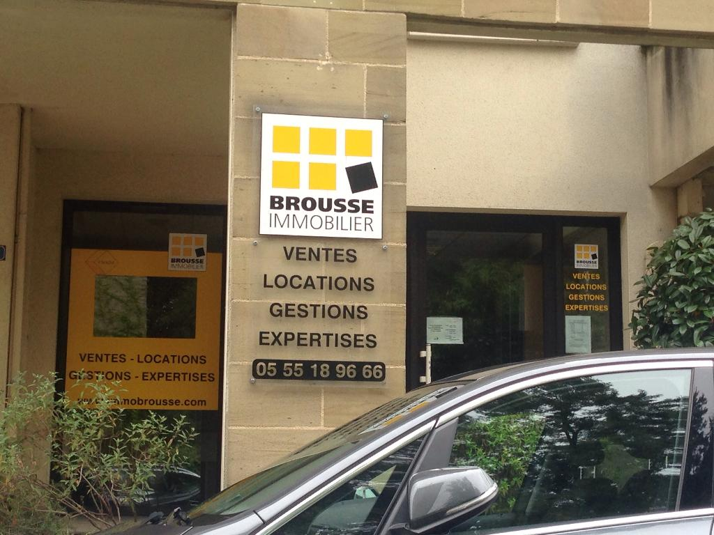 Agence brousse immobilier agence immobili re 3 avenue for Agence immobiliere brive