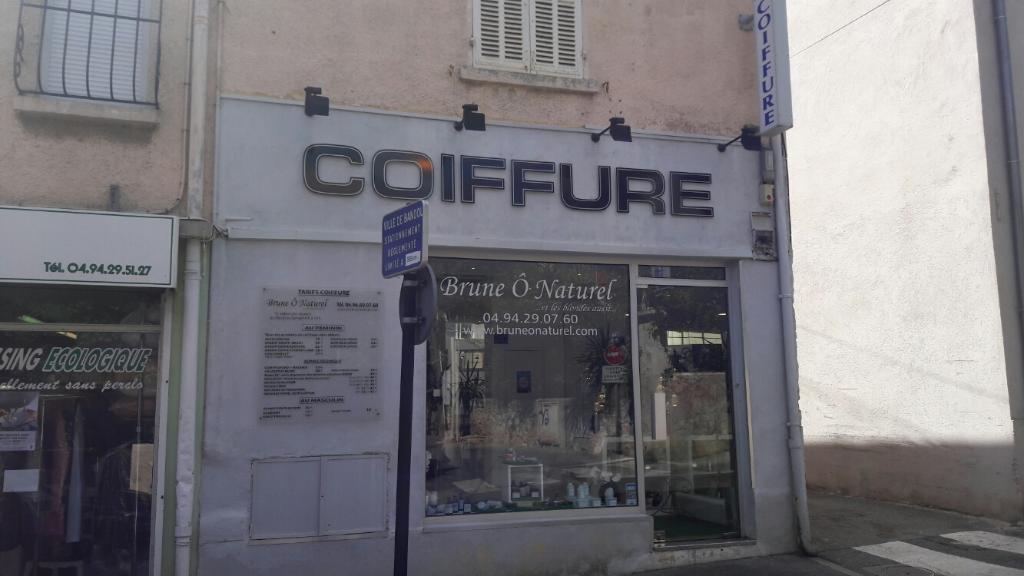 Brune O Naturel Coiffeur 17 Rue Ecoles 83150 Bandol Adresse