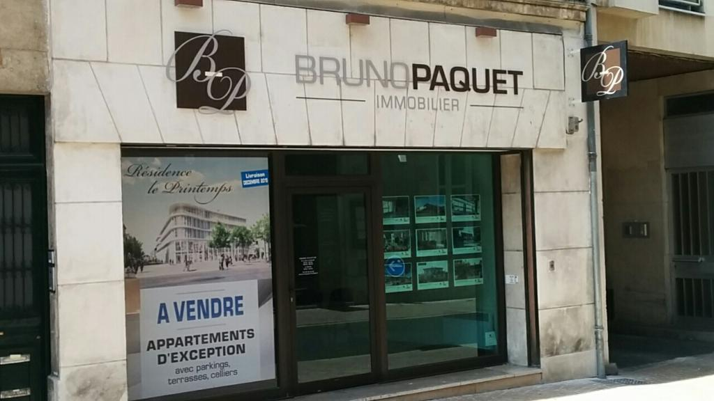 Bruno paquet immobilier agence immobili re 42 rue marne for Agence immobiliere poitiers