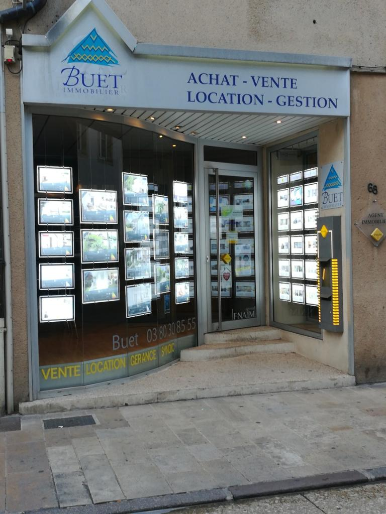 Buet immobilier agence immobili re 68 rue des godrans for Agence immobiliere 68