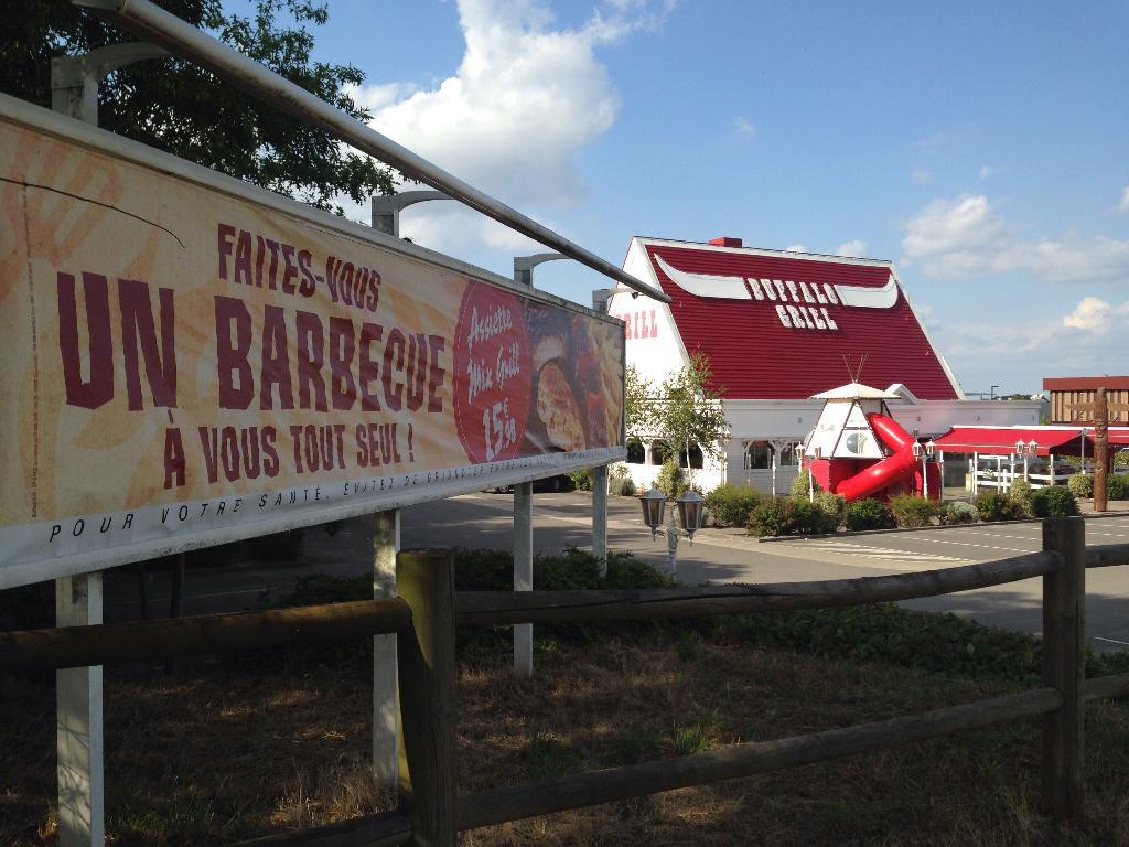 Buffalo grill restaurant boulevard de la prairie 44150 saint g r on adresse horaire - Horaire ouverture buffalo grill ...