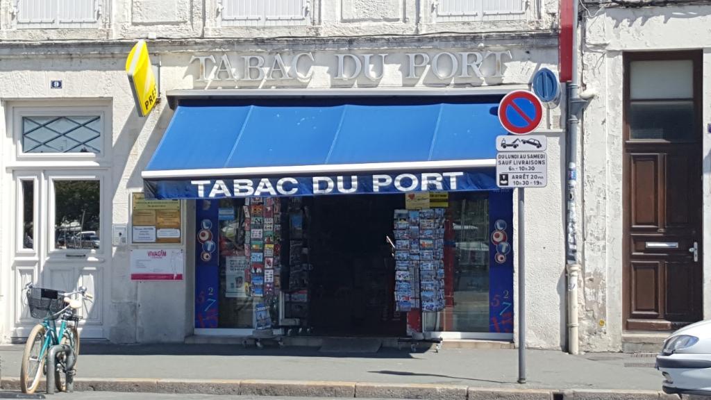 Bureau de tabac du port bureau de tabac quai valin la