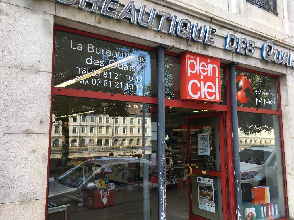Plein Ciel Bureautique des Quais - Papeterie, 13 quai de Strasbourg ...