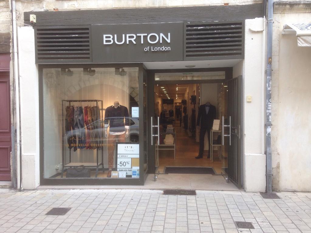 Magasins 17000 De Rochelle La R 44 Merciers Vêtement Burton wSnYZfPt