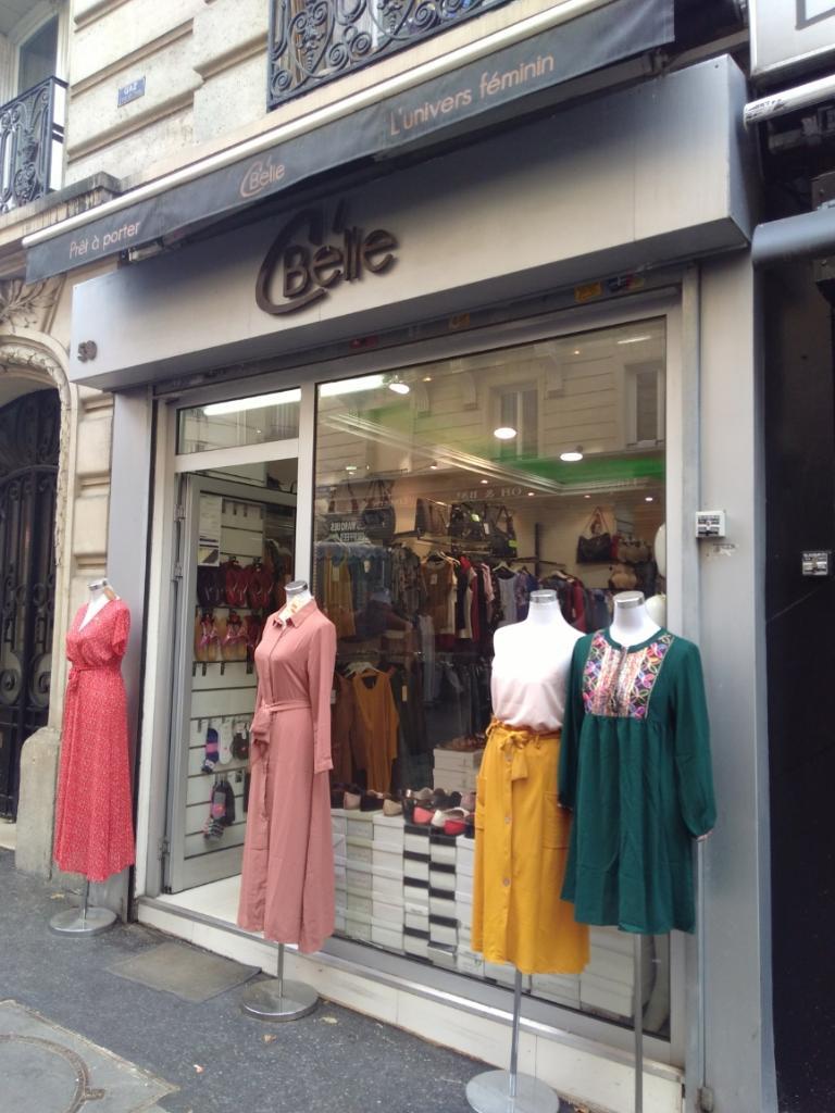 a3afa4bd8eb C Belle Paris - Magasins de vêtement (adresse