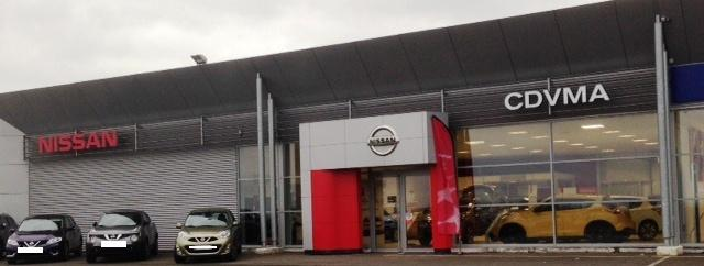 Nissan cdvma garage automobile 204 route de solesmes for Garage renault arras route de cambrai