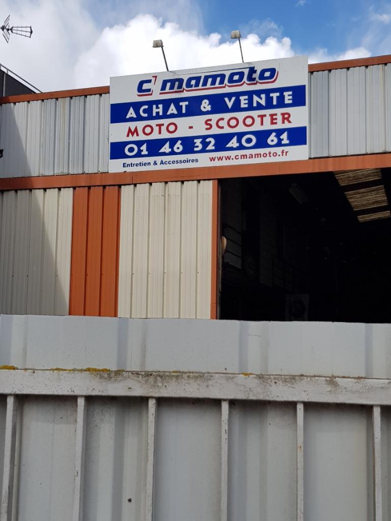 C Mamoto Vente Et Reparation De Motos Et Scooters 184 Avenue