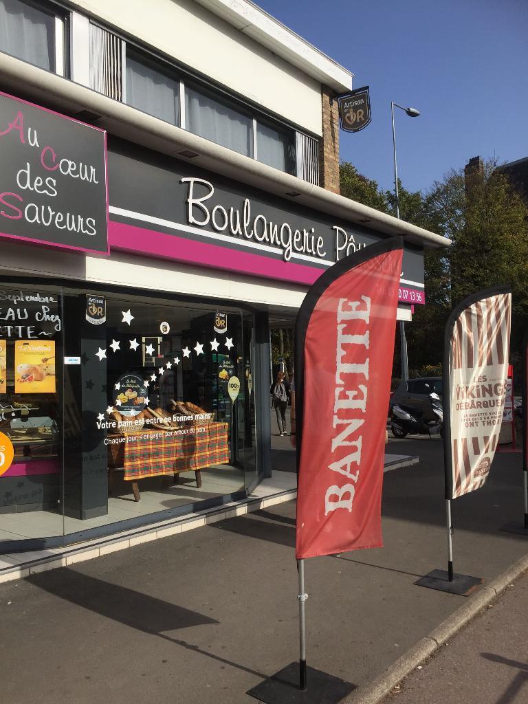 Cabaret jean pierre boulangerie p tisserie 50 rue for Jean garage auto boissy l aillerie horaires
