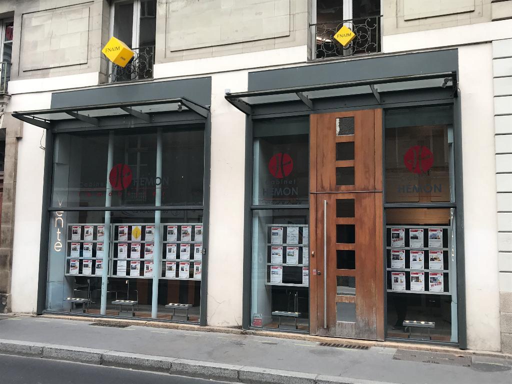 Hemon camus fran ois agence immobili re 6 rue de l 39 h tel de ville 44000 nantes adresse horaire - Cabinet bras nantes location ...