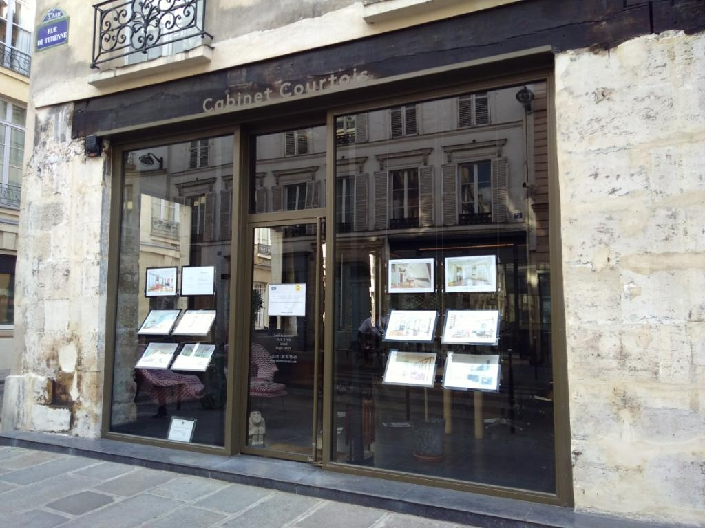Cabinet Courtois Agence Immobili 232 Re 56 Rue De Turenne