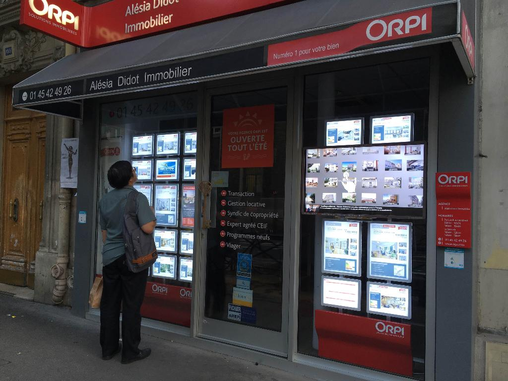 Al sia didot immobilier agence immobili re 157 rue d for Agence immobiliere 75014