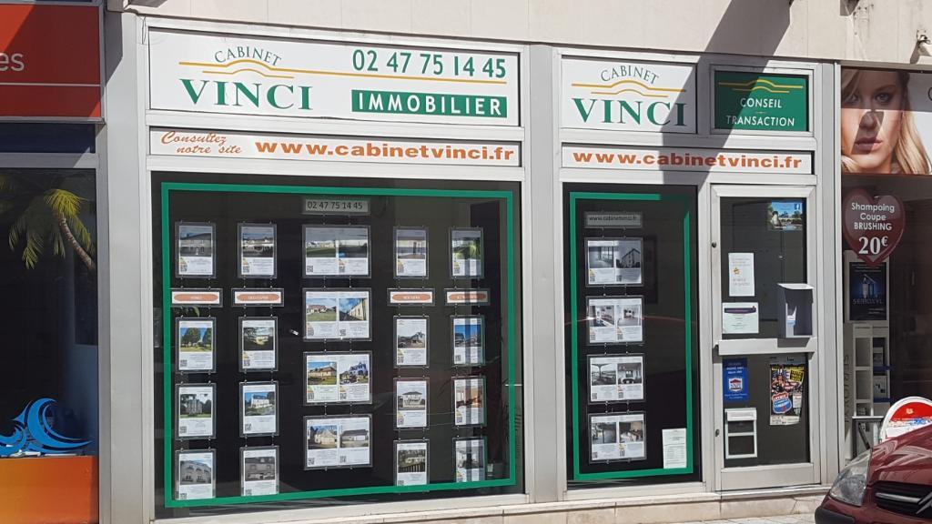 Cabinet vinci immobilier agence immobili re 52 bis rue bernard palissy 37000 tours adresse - Cabinet vinci immobilier ...