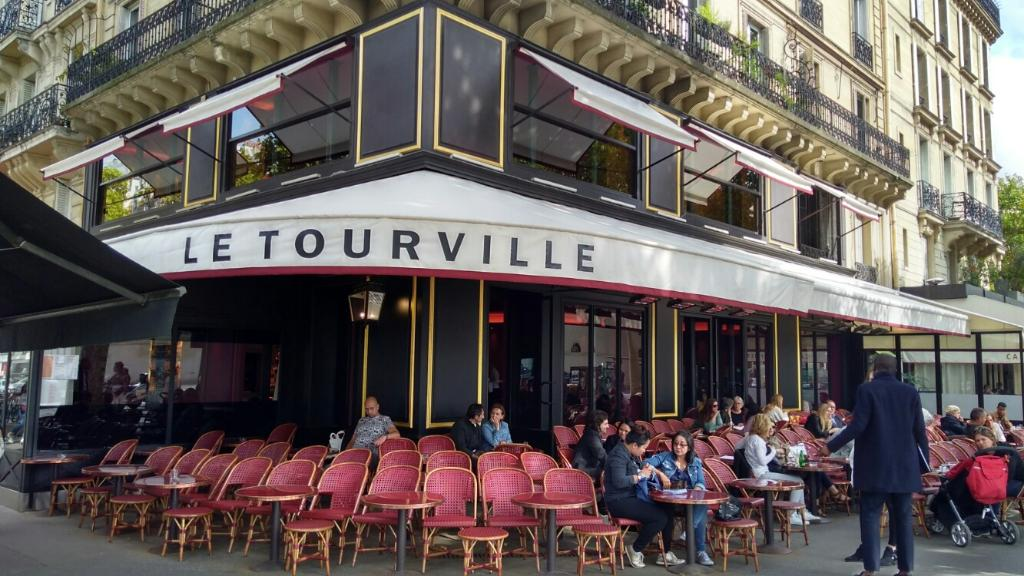 caf bar club tourville restaurant 43 avenue la motte picquet 75007 paris adresse horaire. Black Bedroom Furniture Sets. Home Design Ideas