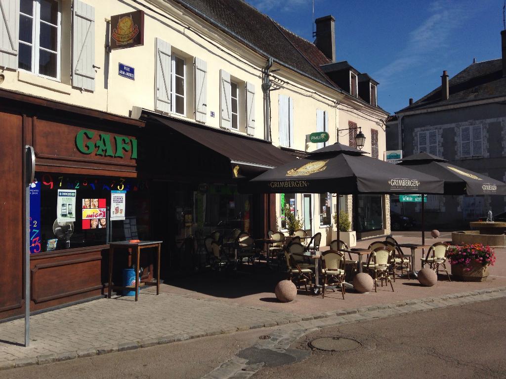 """Résultat de recherche d'images pour """"café de france chatillon coligny"""""""