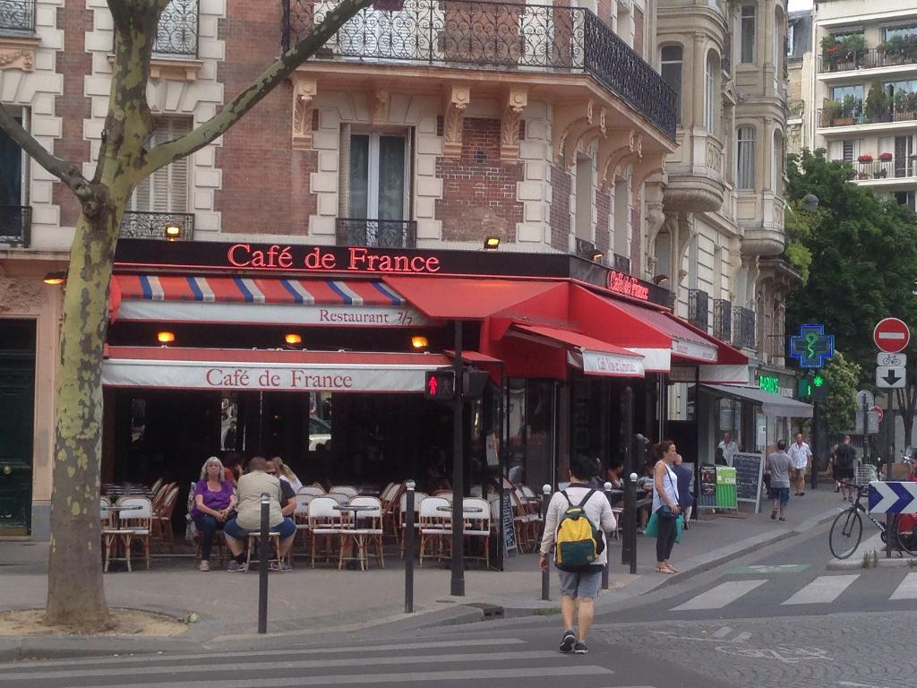 Caf de france restaurant 12 place italie 75013 paris adresse horaire - Office du tourisme italien paris horaires ...