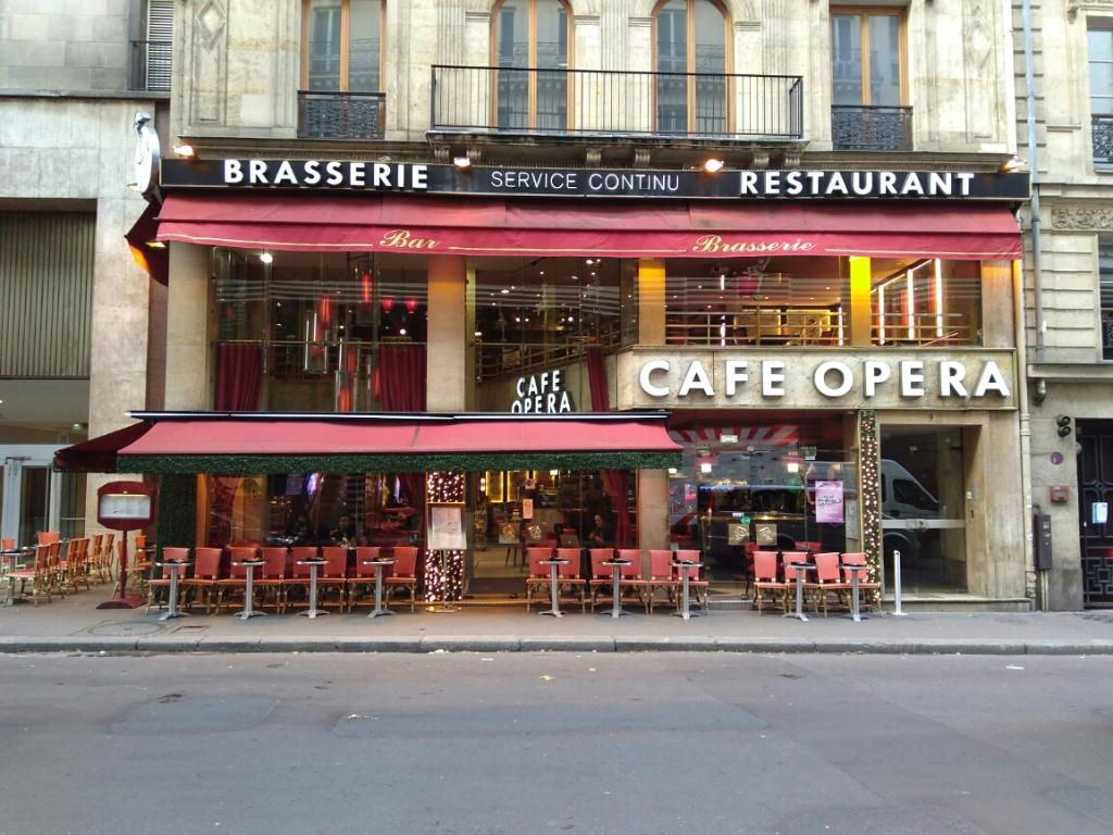 Cafe Theatre Paris Ouvert Le Dimanche
