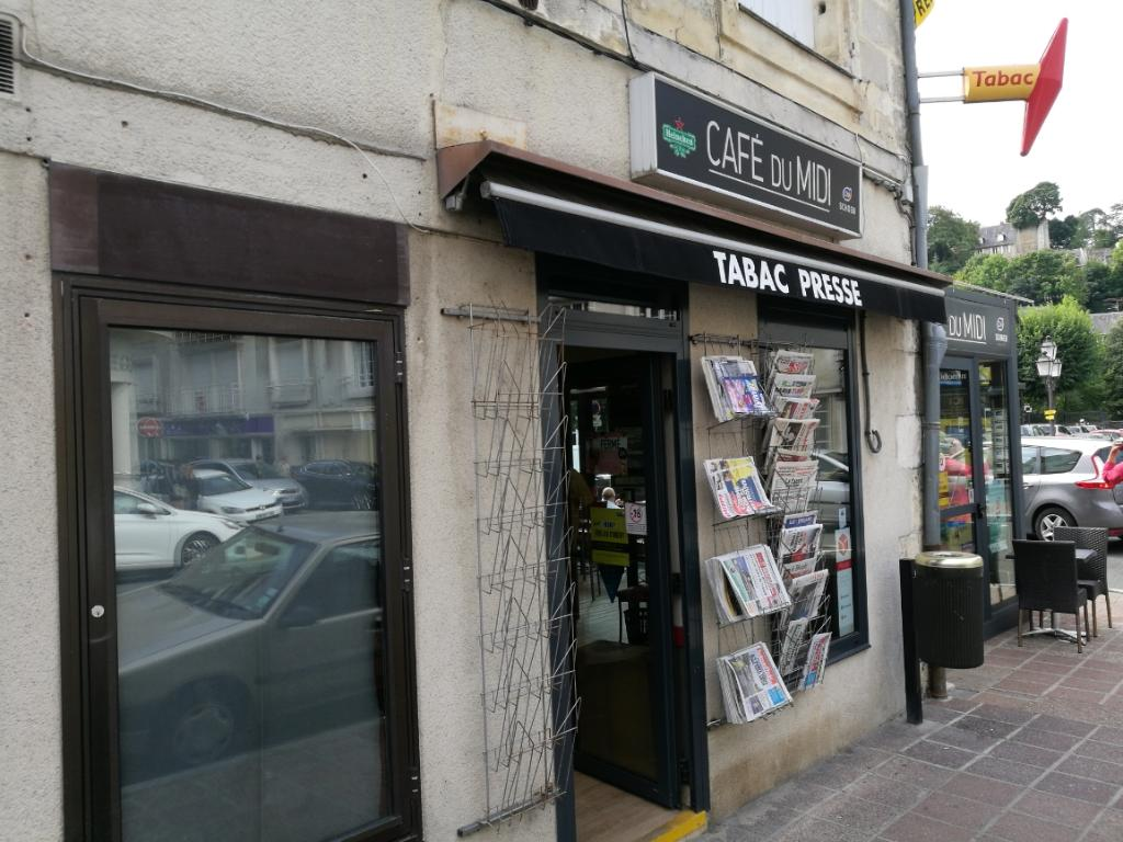 Caf du midi restaurant 1 rue marie de luxembourg 41100 vend me adresse horaire - Restaurant rue des bains luxembourg ...