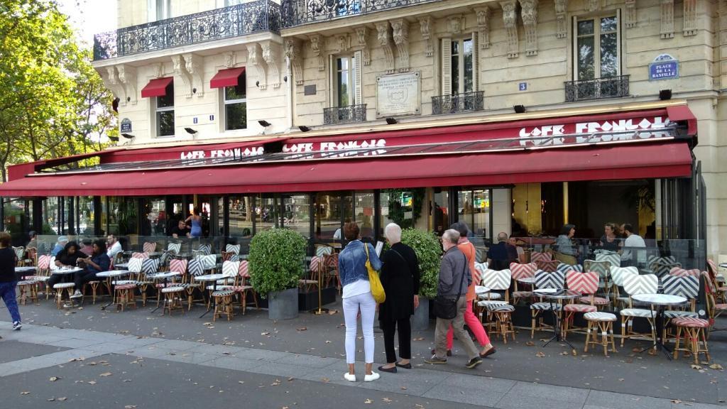 Le Cafe Francais Bastille