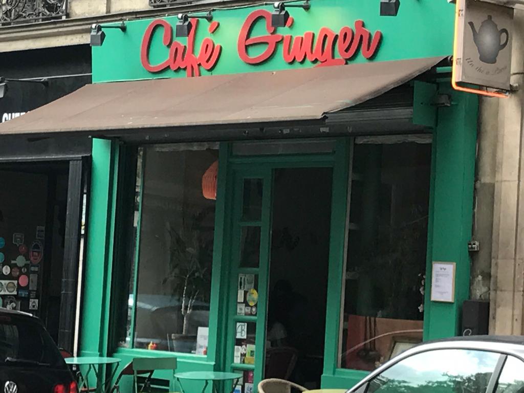 caf ginger restaurant 9 rue jacques coeur 75004 paris adresse horaire. Black Bedroom Furniture Sets. Home Design Ideas