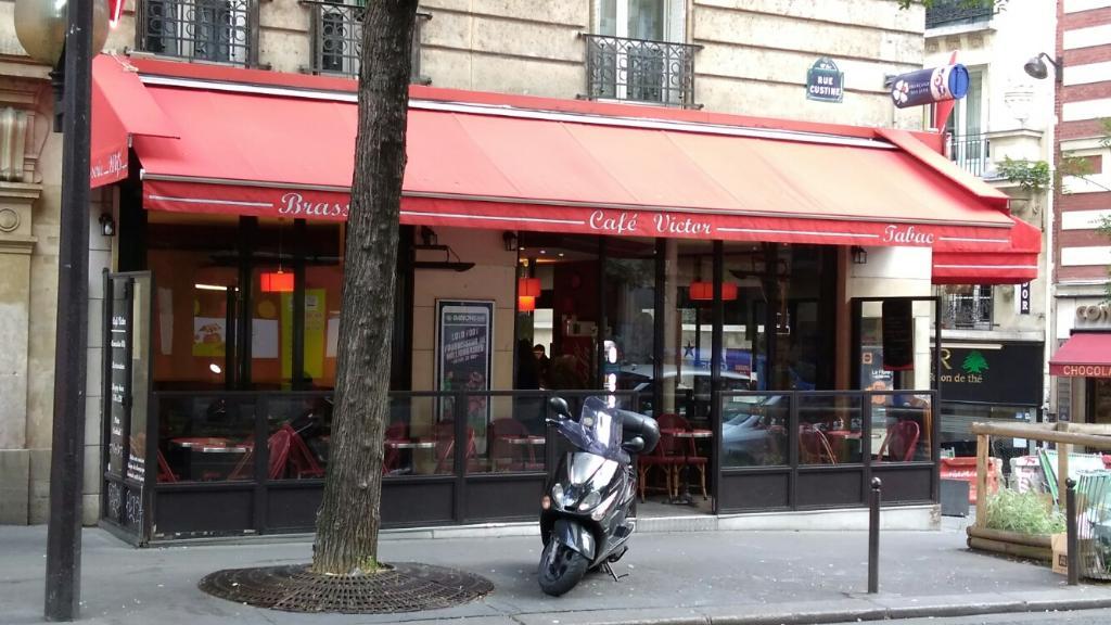 Restaurant Rue Custine