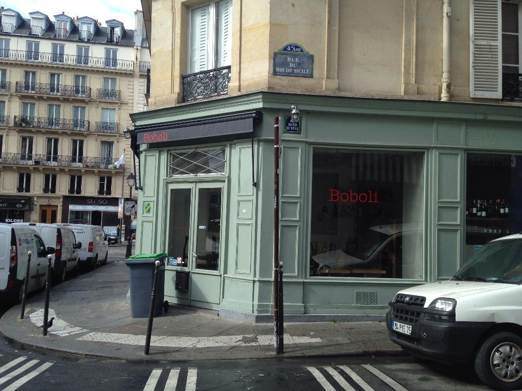 Caffe Boboli - Restaurant, 13 rue du Roi de Sicile 75004 Paris ...