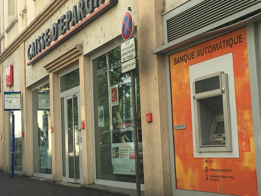 Caisse D Epargne Dombasle Sur Meurthe 40 R Gabriel Peri 54110