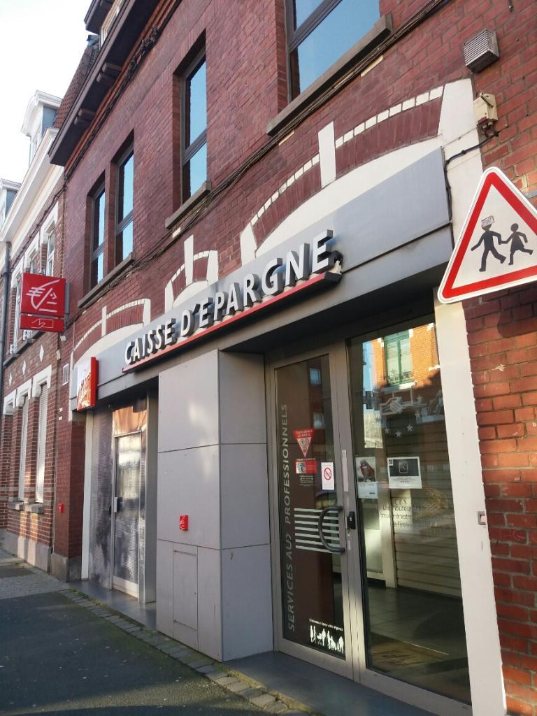 Caisse D Epargne Hauts De France Banque 64 Rue Hurlupin 59560