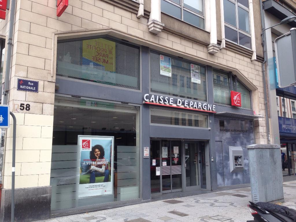 Caisse D Epargne Hauts De France Banque 56 Rue Nationale 59000