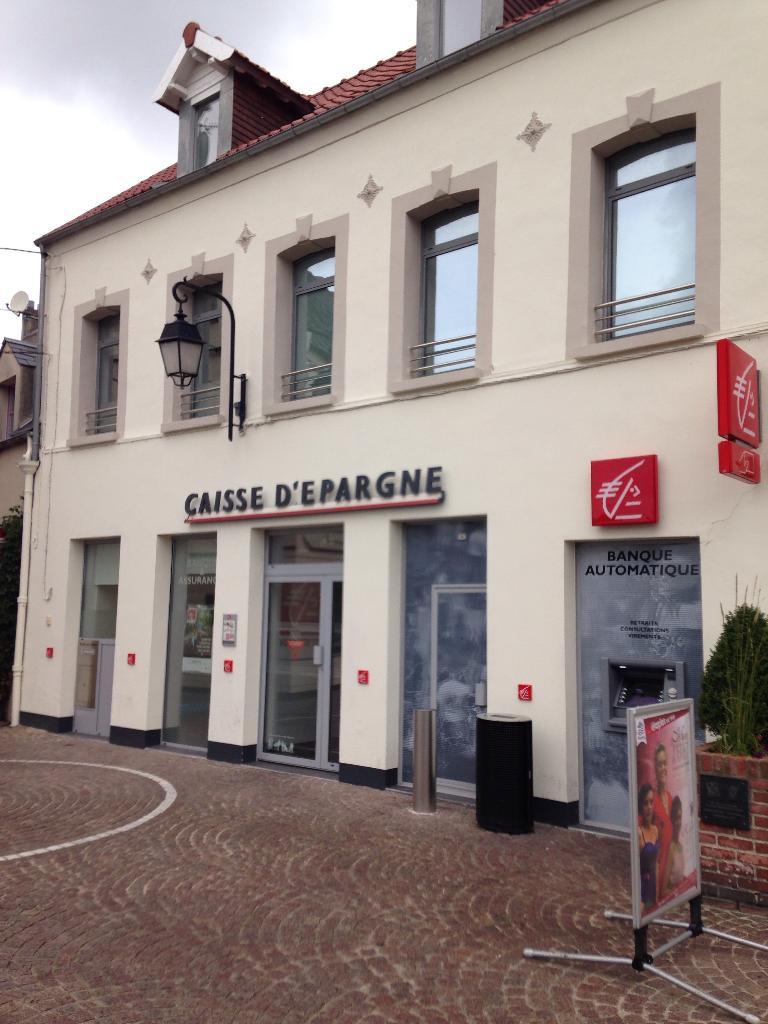 Caisse D Epargne Hauts De France 2 Pl Du General De Gaulle 62630