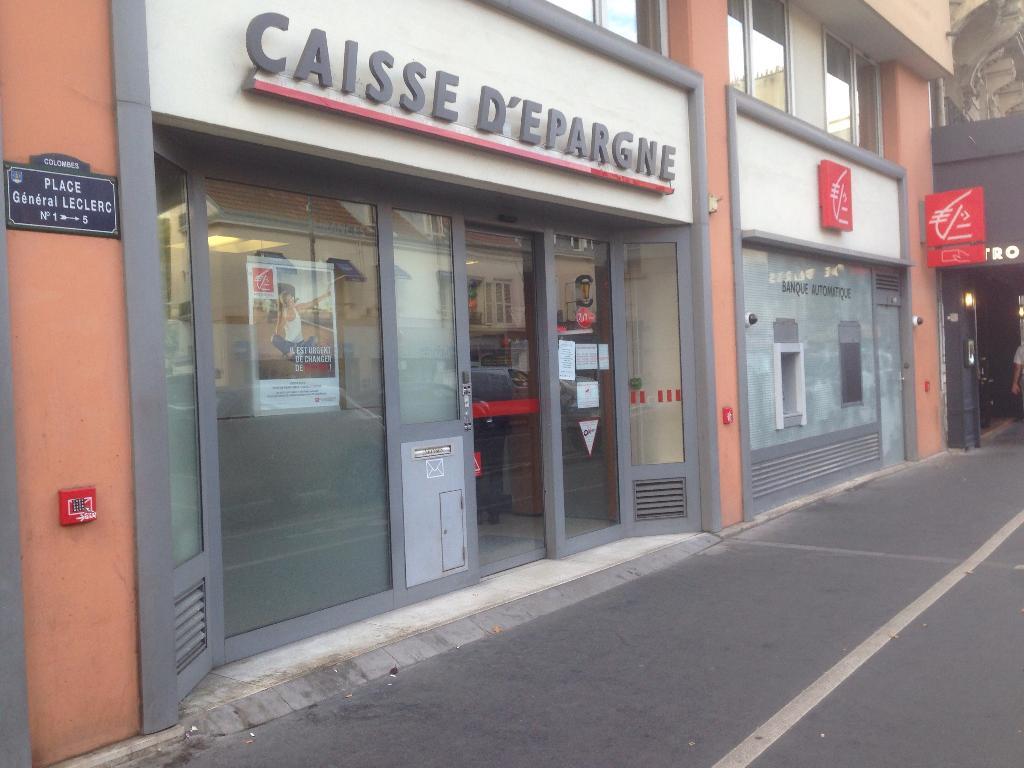 Caisse D Epargne Ile De France 1 Pl Gen Leclerc 92700 Colombes