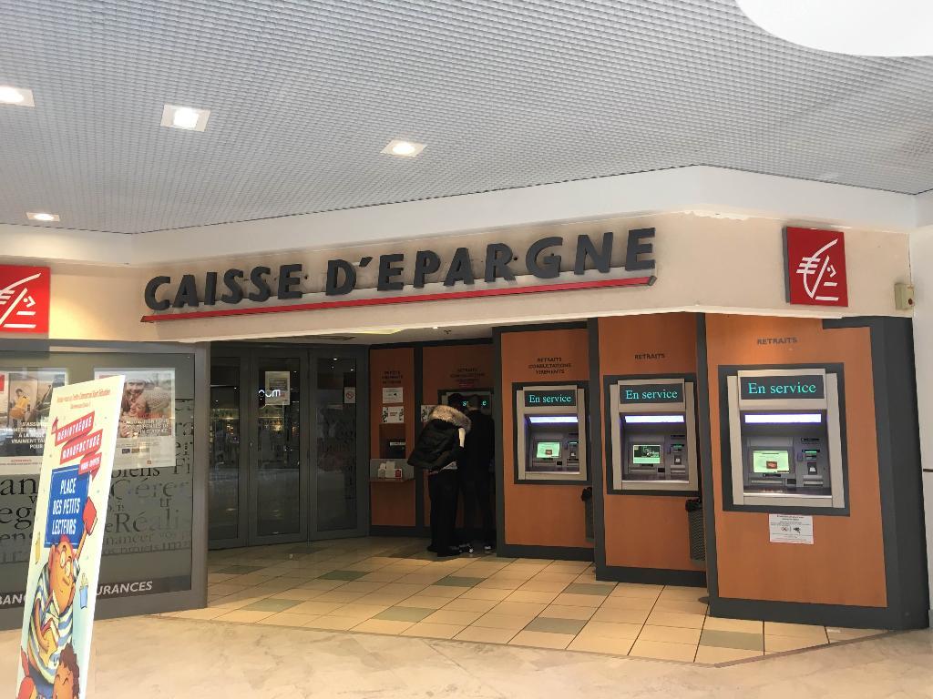 Caisse D Epargne Nancy Saint Sebastien Centre Cial St Sebastien