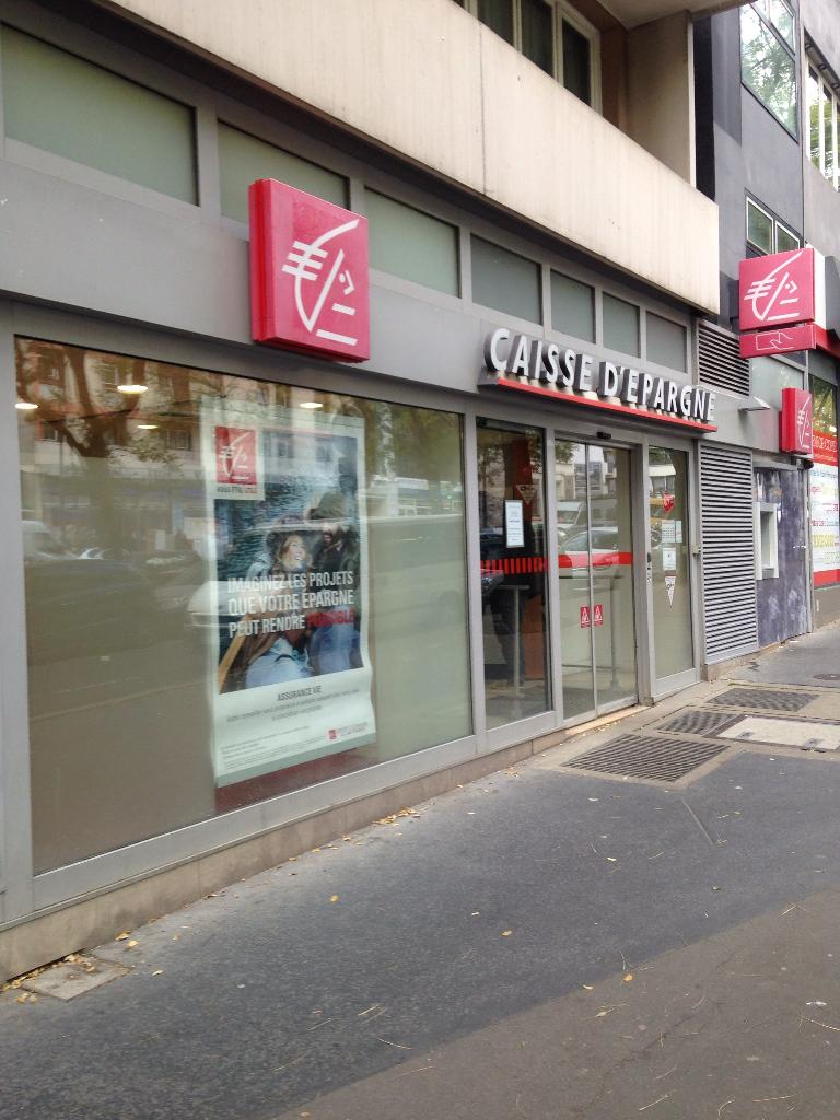 Caisse D Epargne Paris Place Des Fetes Banque 209 Rue De