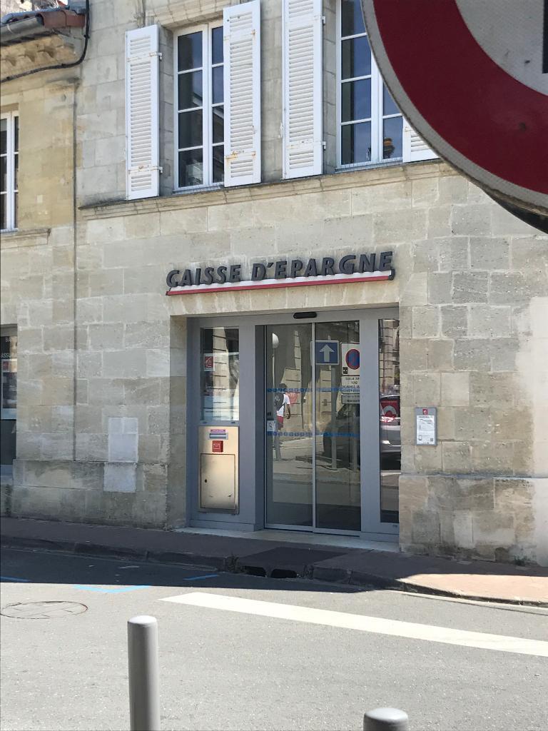 Caisse D Epargne Saint Andre De Cubzac Banque 21 Rue Emile