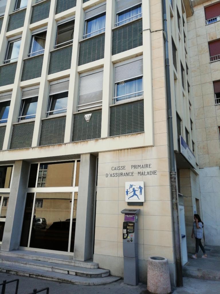 Caisse Primaire D'assurance Maladie De L'isère (CPAM)
