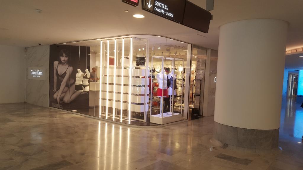 calvin klein lingerie rue des halles 75001 paris. Black Bedroom Furniture Sets. Home Design Ideas