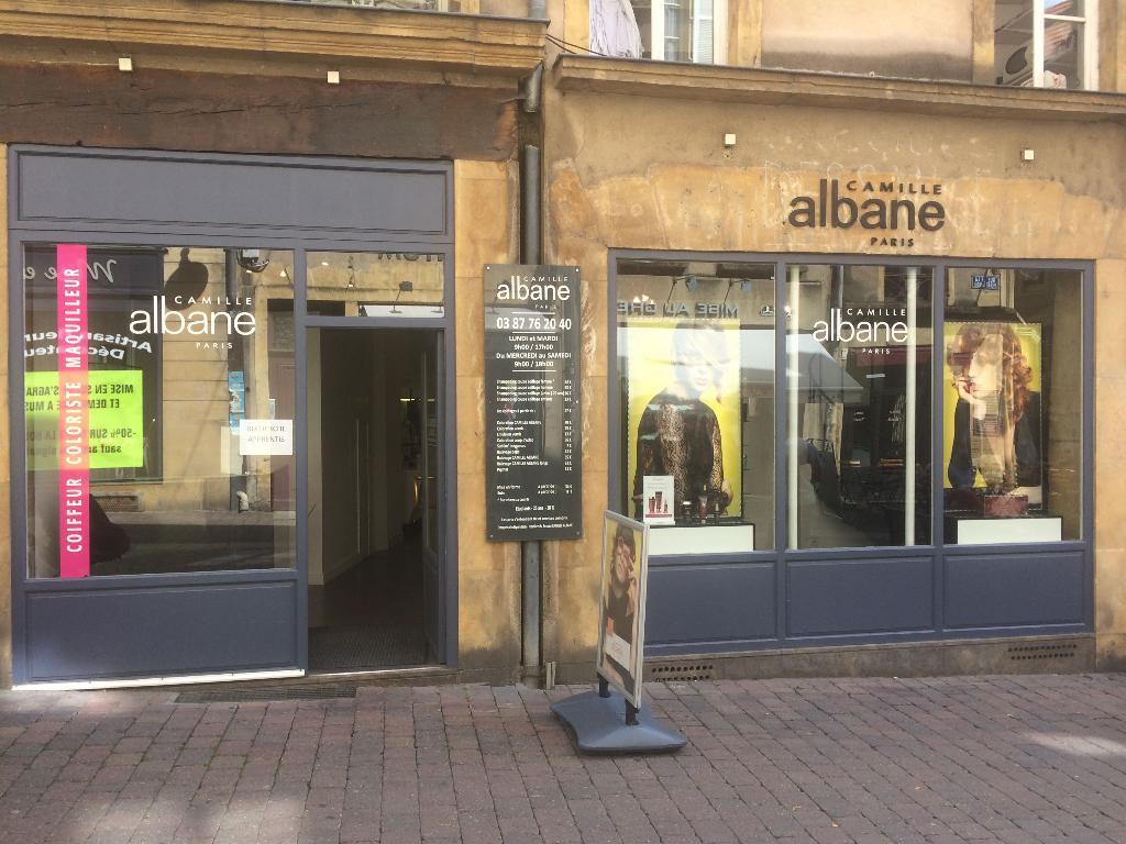 camille albane coiffeur 6 rue pierre hardie 57000 metz. Black Bedroom Furniture Sets. Home Design Ideas