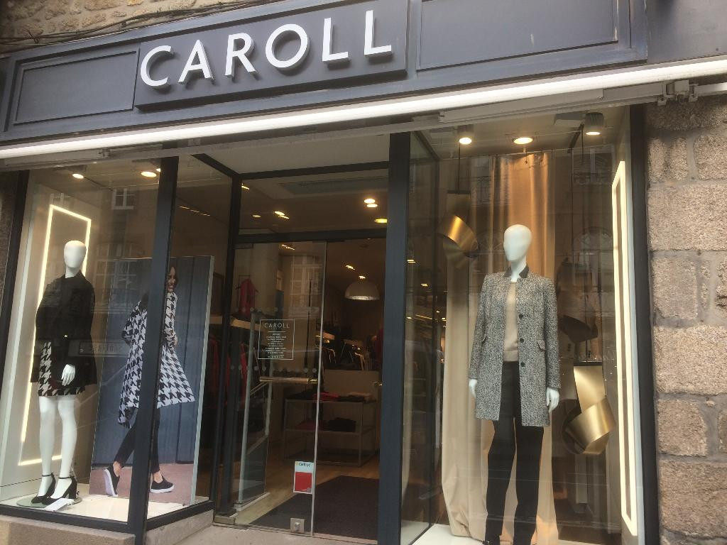 Caroll, 32 r Marchix, 22100 Dinan - Magasins de vêtement (adresse, horaires) 7e002322842