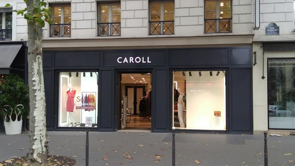 Caroll, 20 r Tronchet, 75008 Paris - Magasins de vêtement (adresse,  horaires, avis) 48920c8c2b9