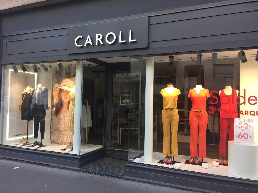 Caroll, 326 r Vaugirard, 75015 Paris - Magasins de vêtement (adresse,  horaires, avis) c792ece44c1