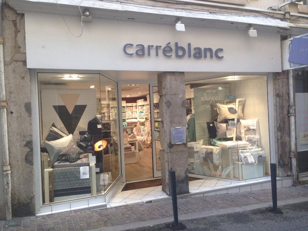 carr blanc linge de maison 26 rue joseph brenier 38200 vienne adresse horaire. Black Bedroom Furniture Sets. Home Design Ideas