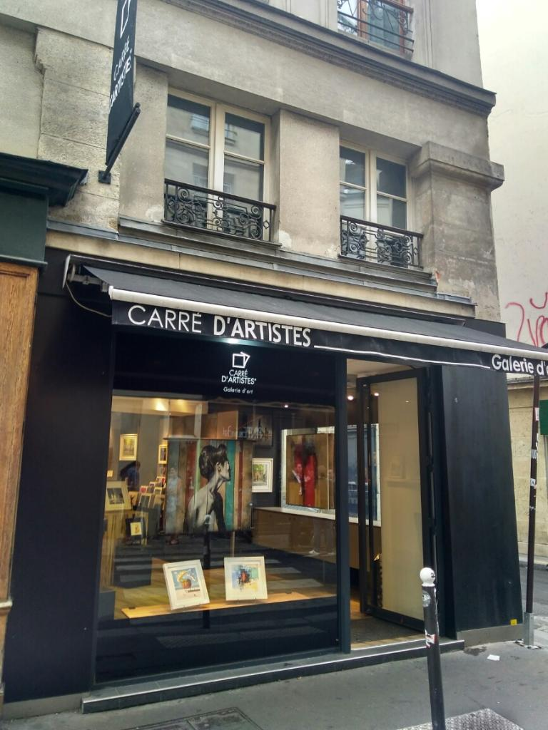 carr d 39 artistes galerie d 39 art 66 rue saint andr des arts 75006 paris adresse horaire. Black Bedroom Furniture Sets. Home Design Ideas