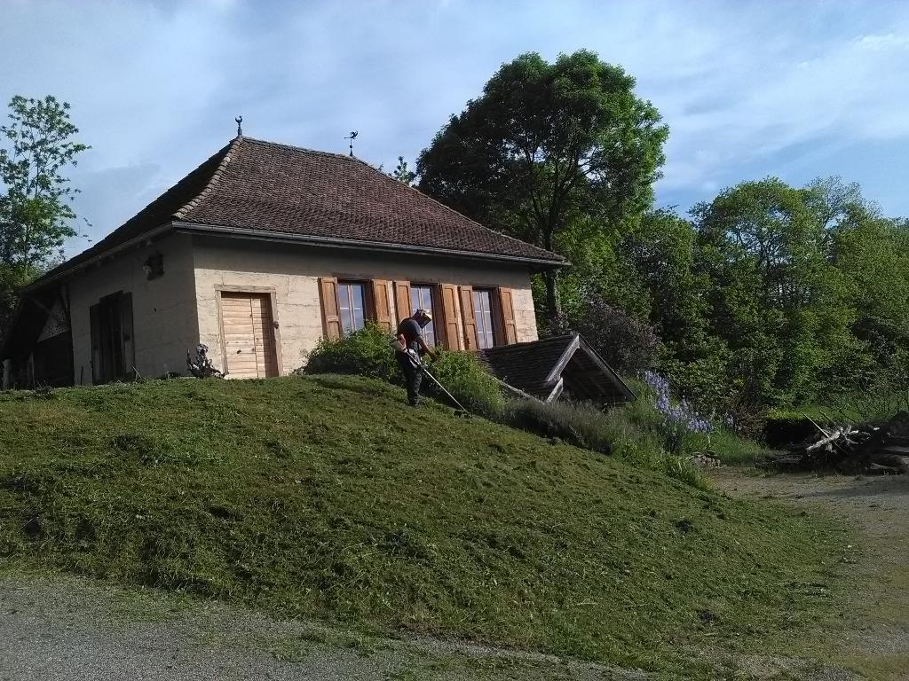 Carre vert lp montagnieu for Petit travaux de jardinage