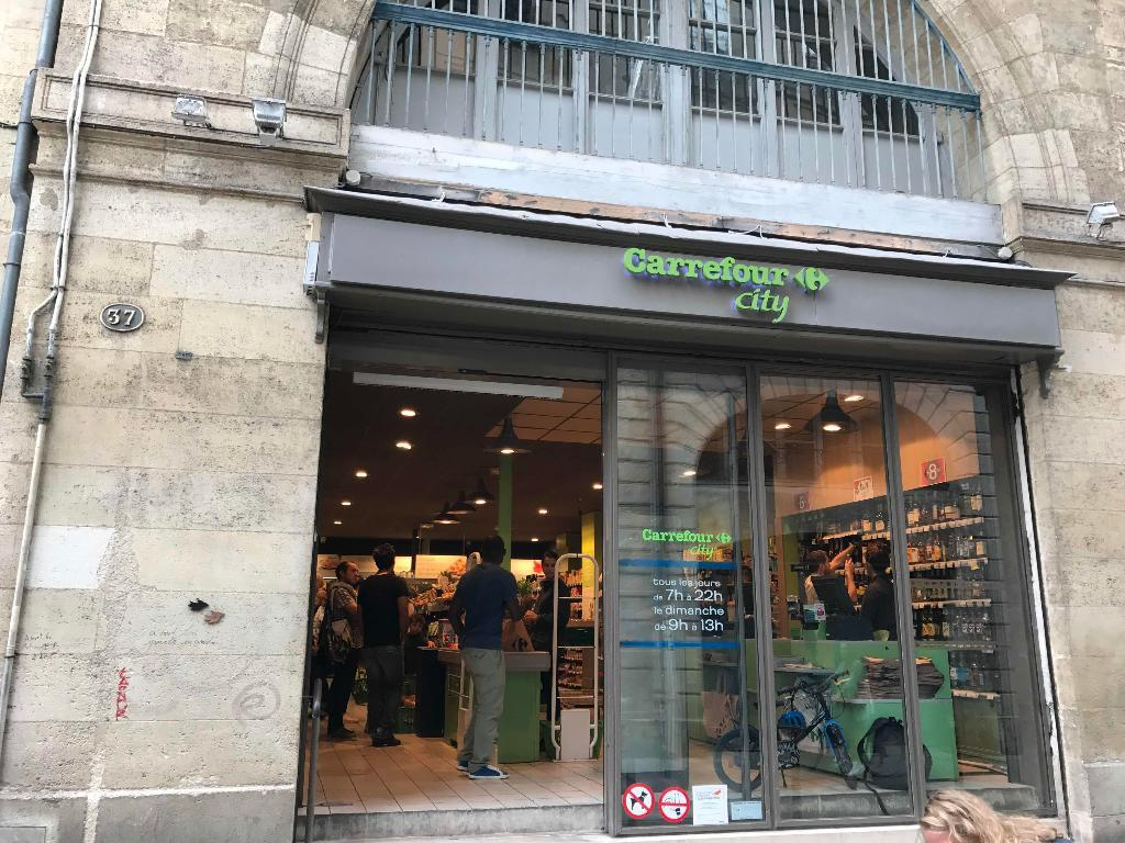 Carrefour city supermarch hypermarch 3 rue du palais for 3 rue lafaurie de monbadon 33000 bordeaux